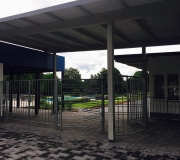 Drehkreuz 1